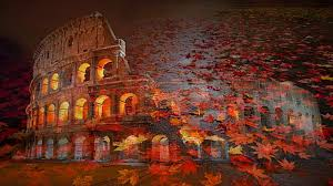 Autum in Rome